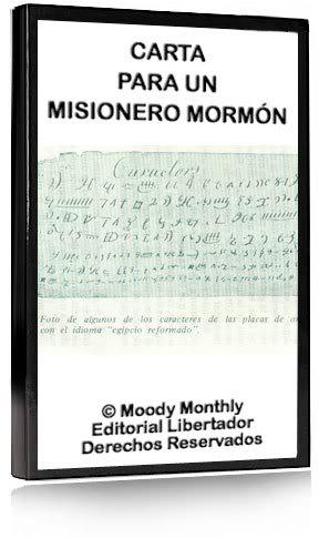 libro carta mormon,libro carta a un mormon,libro mormon,libro mormones,enseñanzas mormones,carta mormon,mensajes mormon