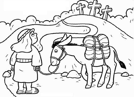 Dibujos Cristianos Para Colorear Y Pintar