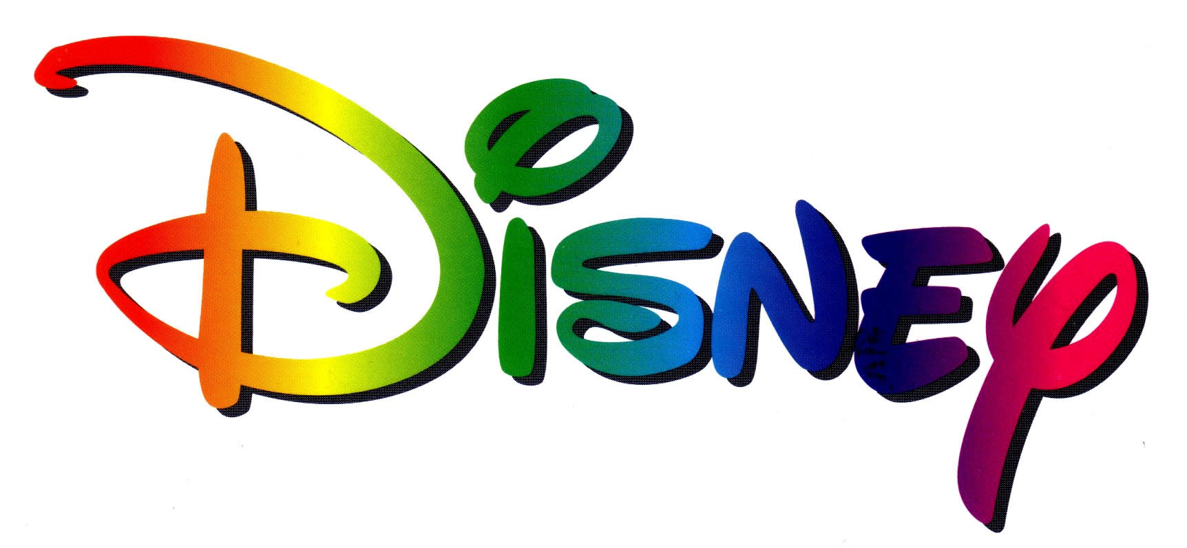 Disney Logo Color