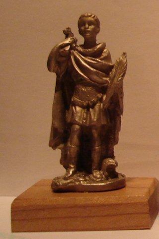 san espedito-santo-santo satanico-imagen-imagen pagana-imagen,san cayetano,san pablo,san pedro,san juan,san lecas,san ceferino,ceferino namuncura
