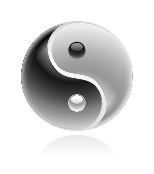 ying-yang-batfomet